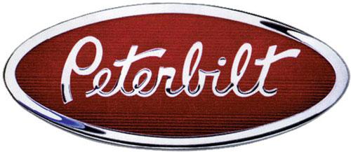 Peterbilt Truck logos and History CarLogosorg 500x217