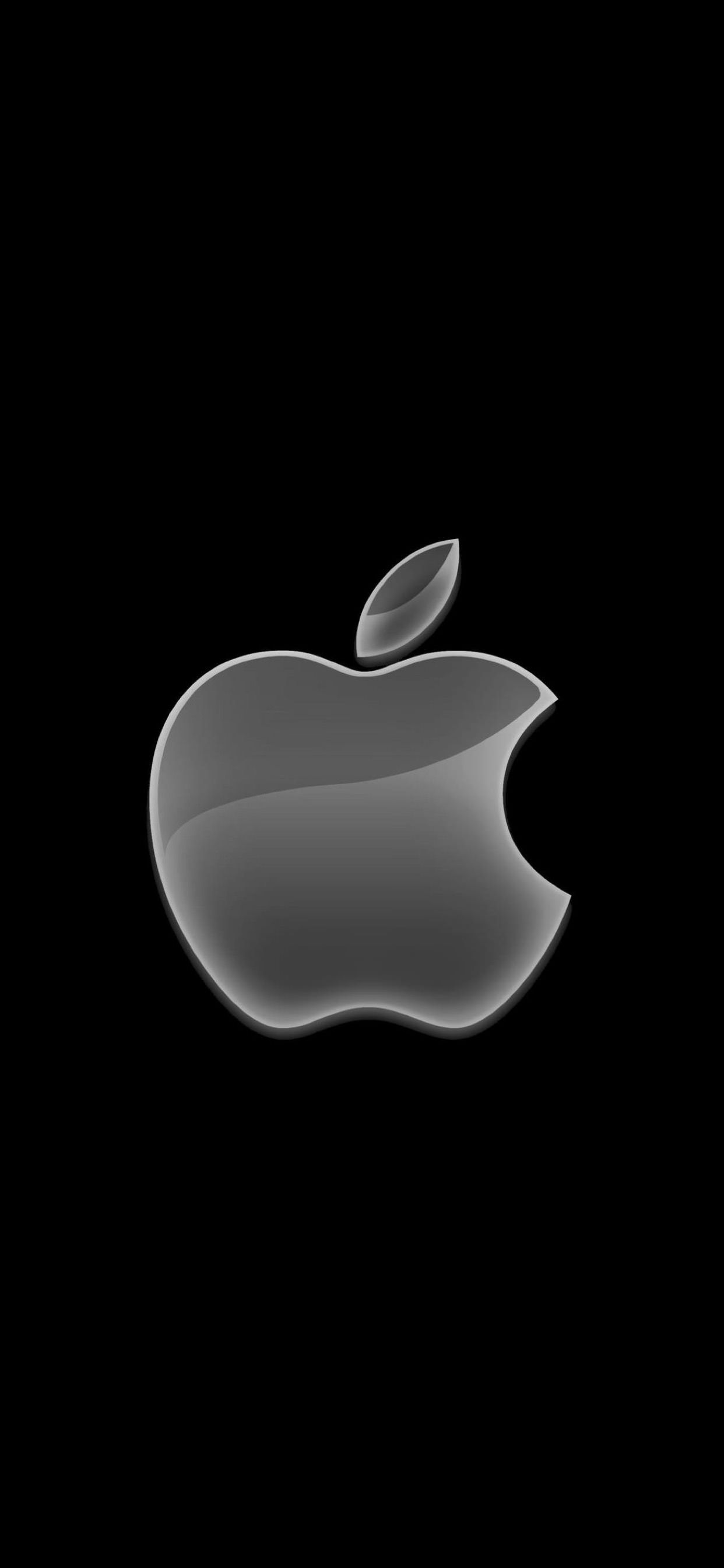 Download Iphone Xs Max Wallpaper Apple Logo Cikimmcom Apple 1242x2688