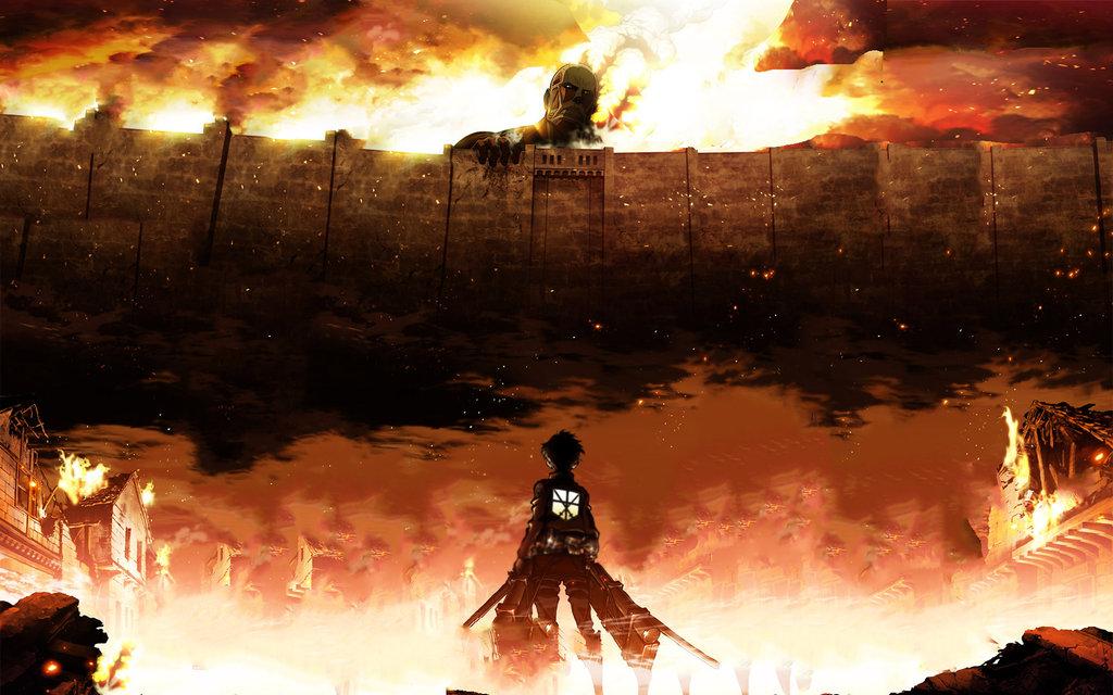 Attack on titans anime wallpaper [1920x1200] by Abdu1995 1024x640