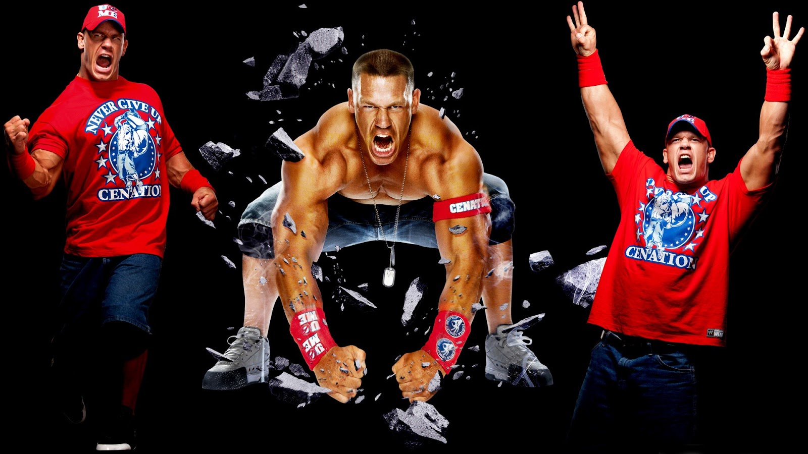 Wrestling Super Stars John Cena New HD Wallpaper 2013 1600x900