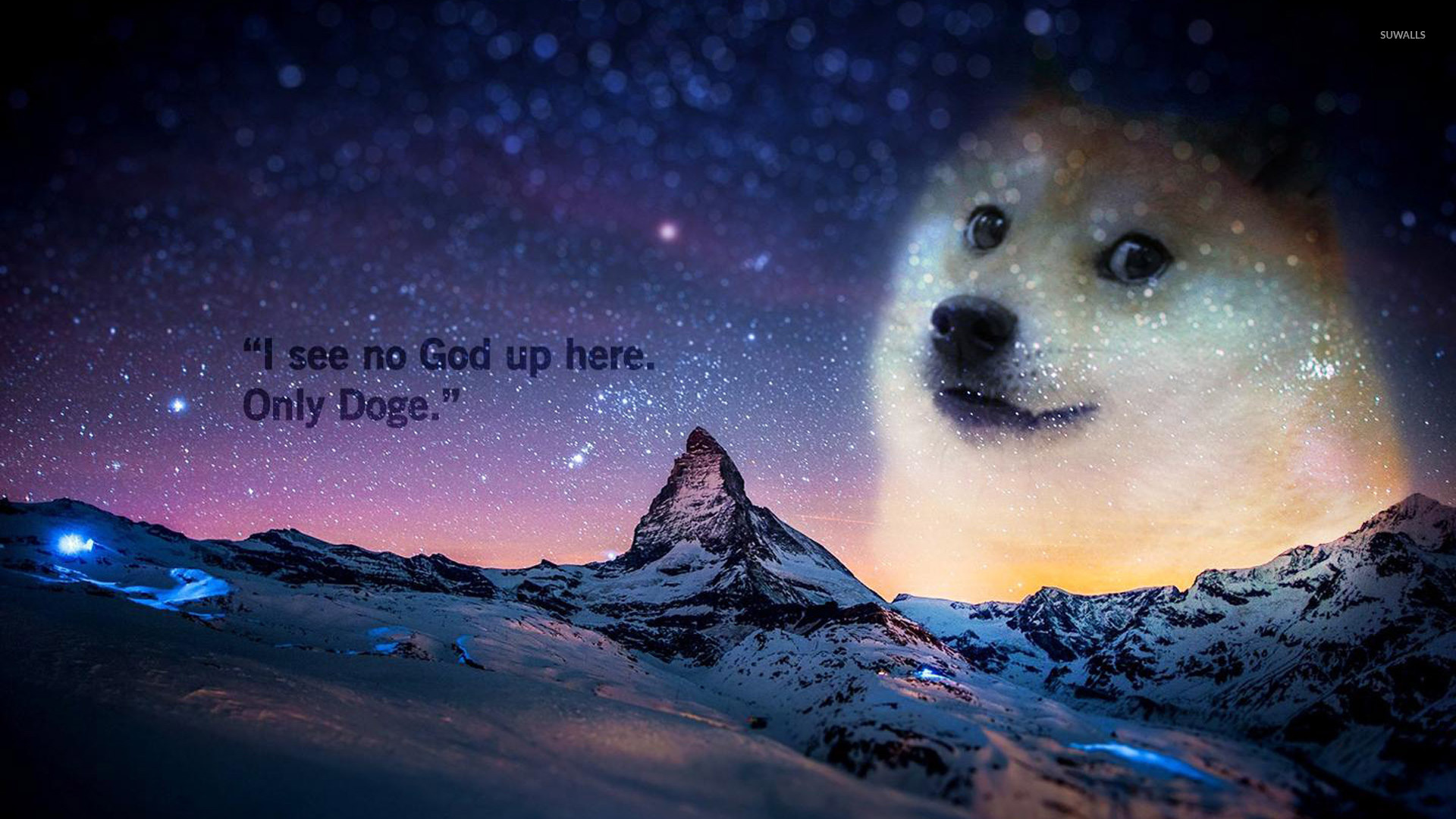 Doge Wallpaper 1920x1080
