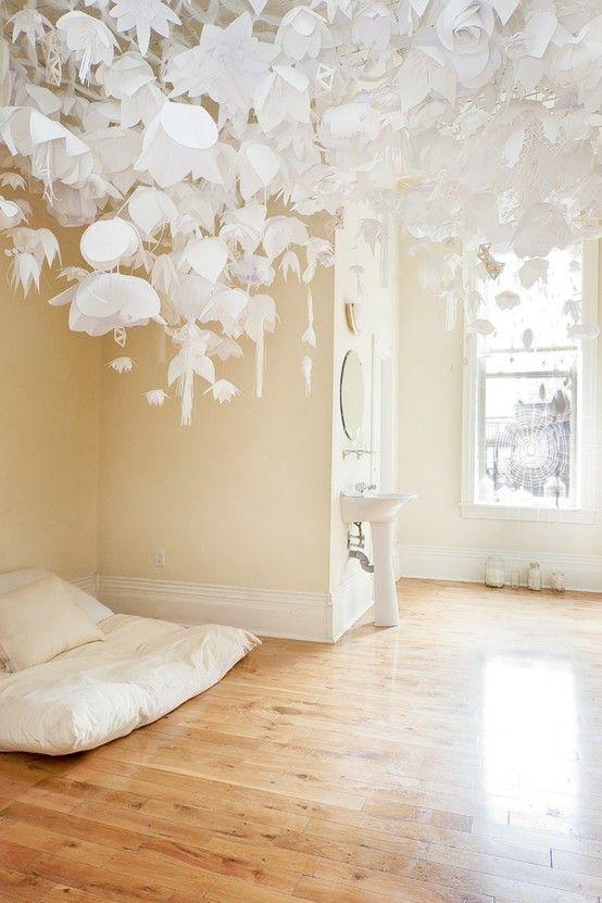 554x831px diy wallpaper hanging wallpapersafari diy wallpaper hanging hanging paper flowers 554x831 mightylinksfo