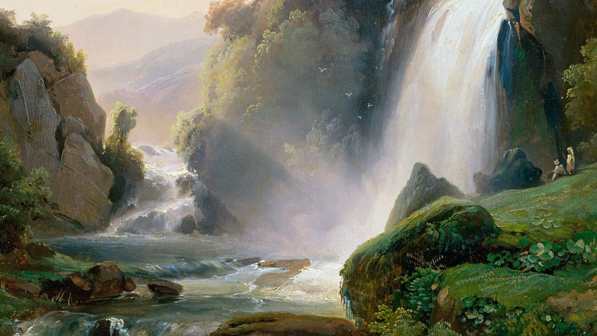 [44+] Free Waterfall Wallpaper 1920x1080 On WallpaperSafari
