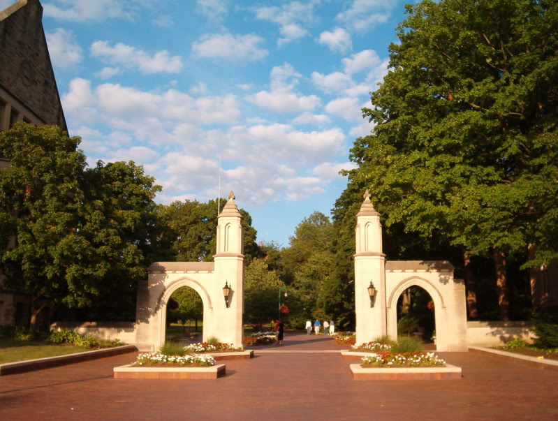 Sample Gates Indiana University Graphics Pictures Images for 799x603