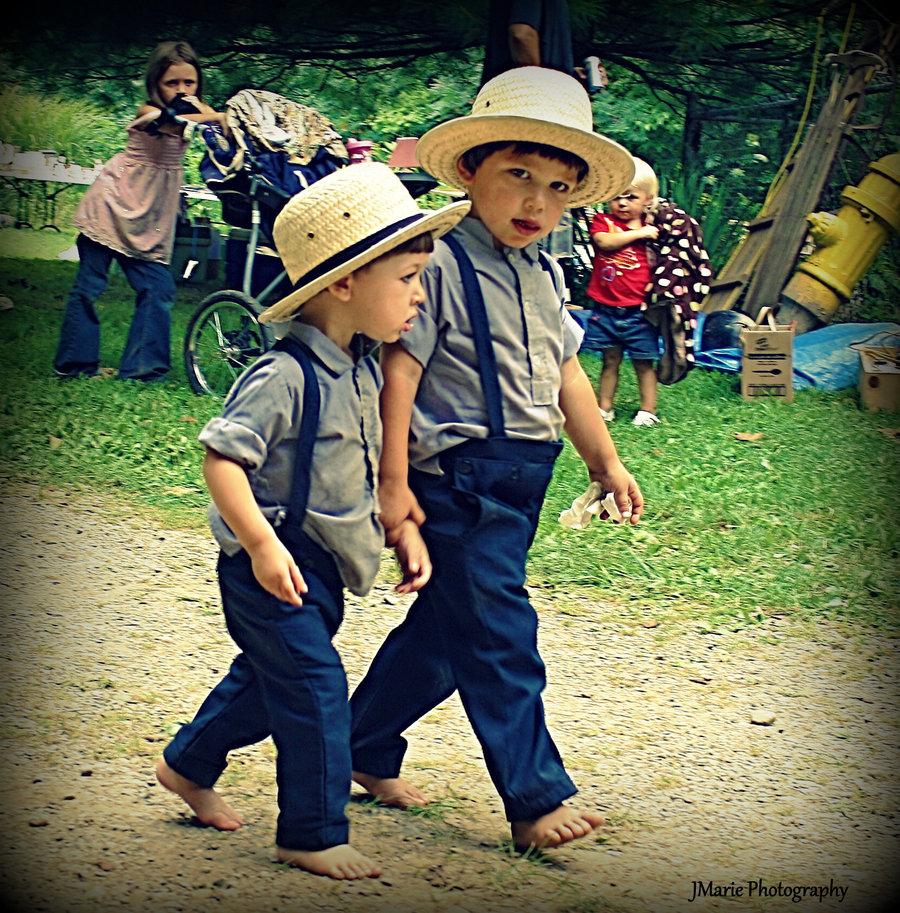 Little Amish Men by jmarie1210 900x913
