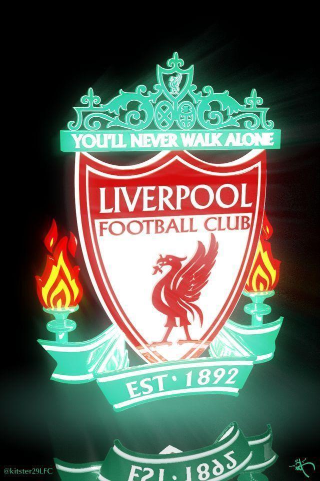 Wallpapers Logo Liverpool 2017 640x960