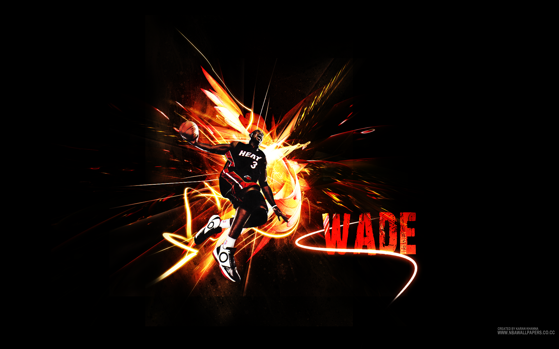 Dwyane Wade Wallpapers HD Wallpapers Early 1920x1200