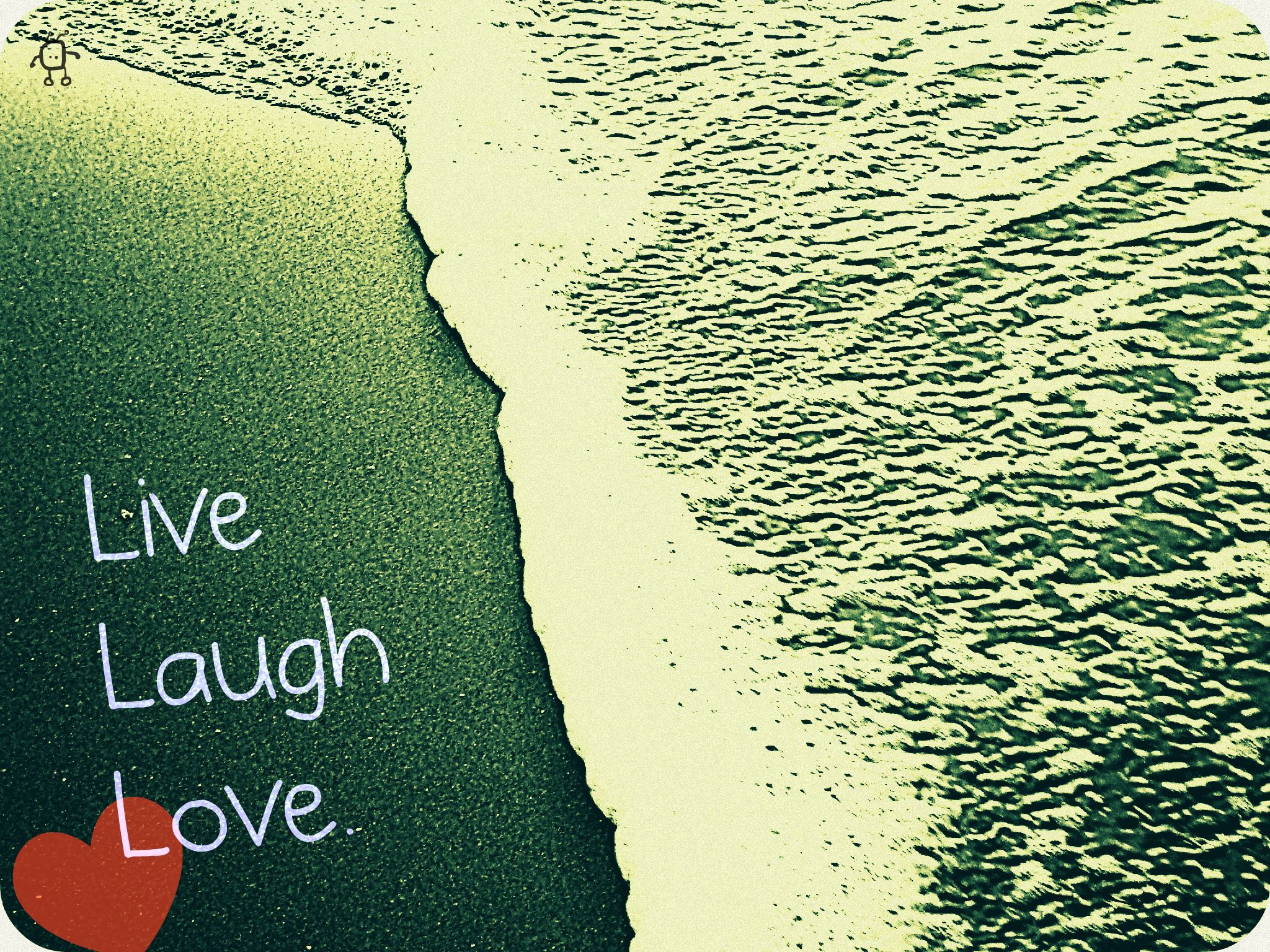 Live Love Laugh Quotes Live Laugh Love Quote Wallpapers  Wallpapersafari