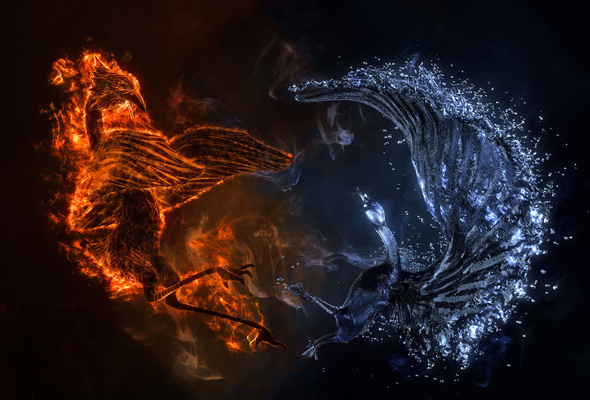 Gallery Ghost Rider Blue Flame Wallpaper 590x400