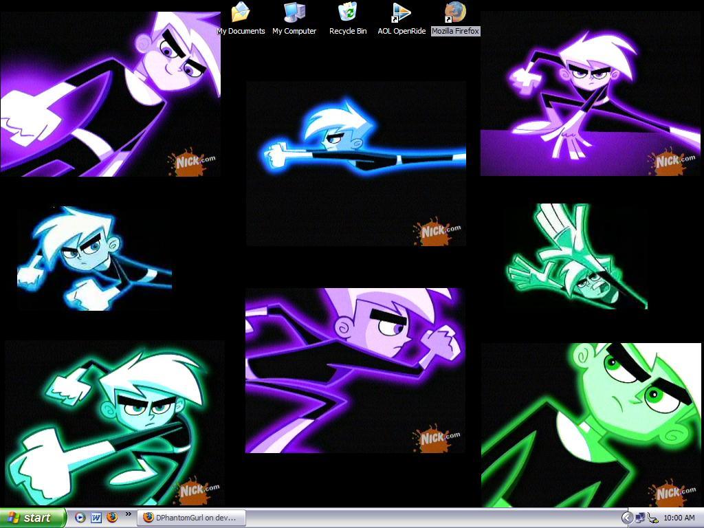 Free Download Danny Phantom Wallpaper 2 By Dphantomgurl On