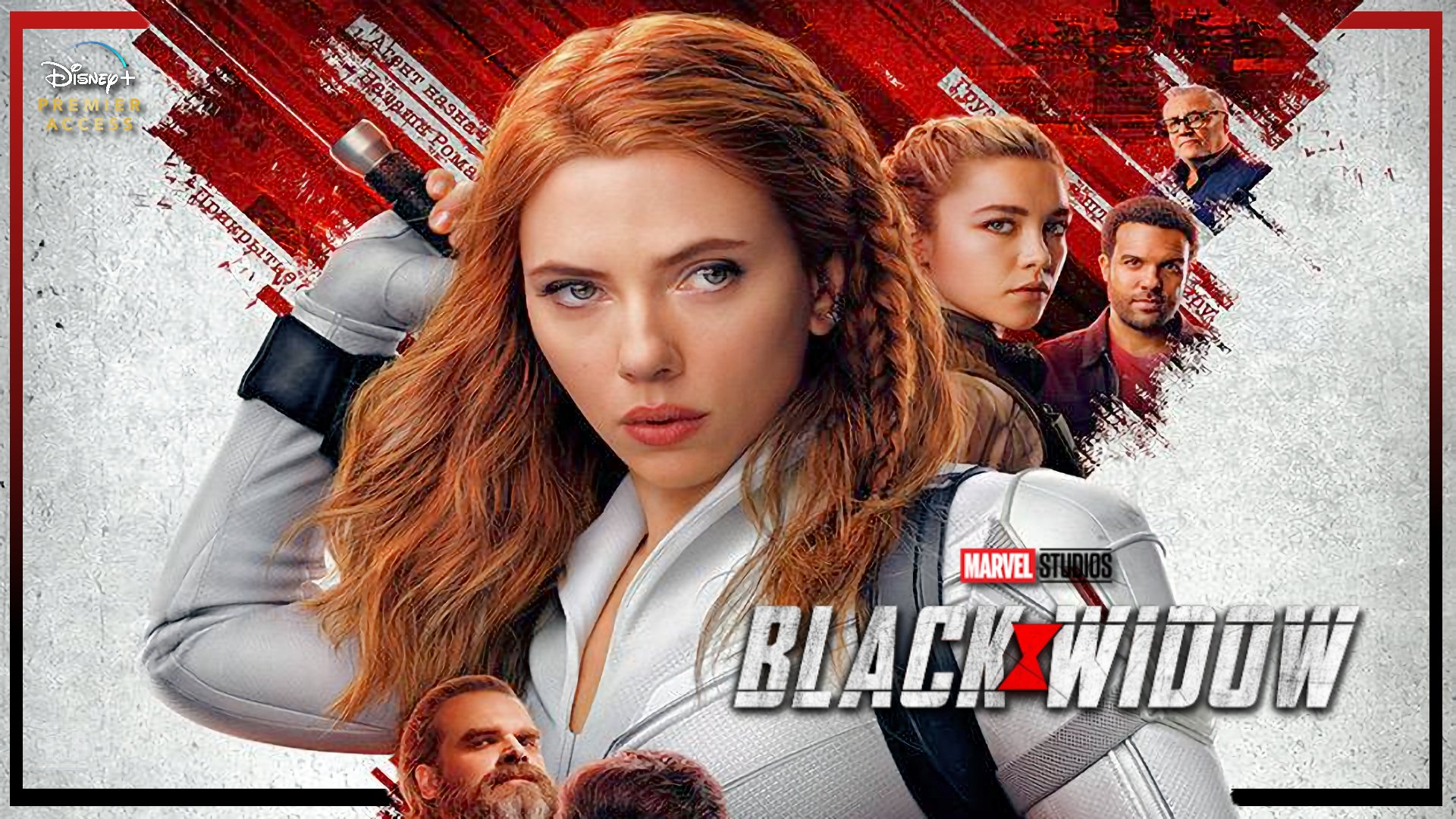 Marvel Reveals A New Poster For Black Widow   Future of the Force 1920x1080