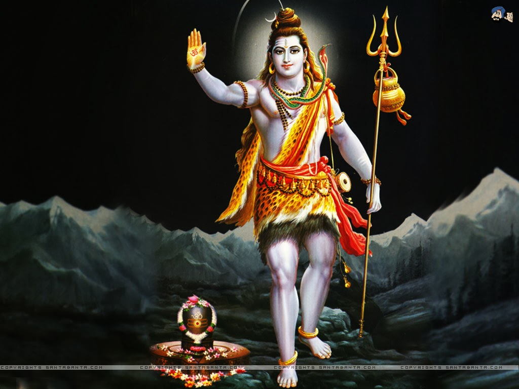 ALL IN ONE WALLPAPERS 3D Shiv Ji Live Wallpapers 1024x768