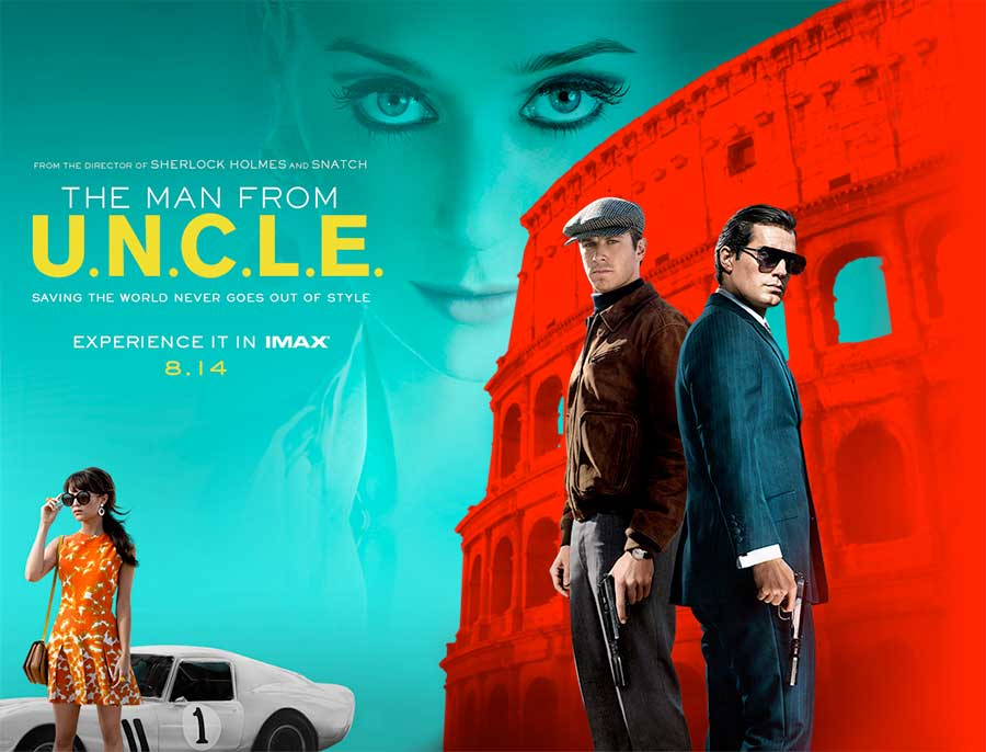 The Man From UNCLE 2015 UK release date trailer 900x686