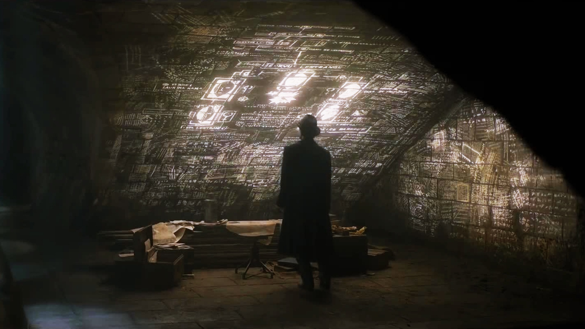 Fantastic Beasts The Crimes of Grindelwald Background HD 1920x1080