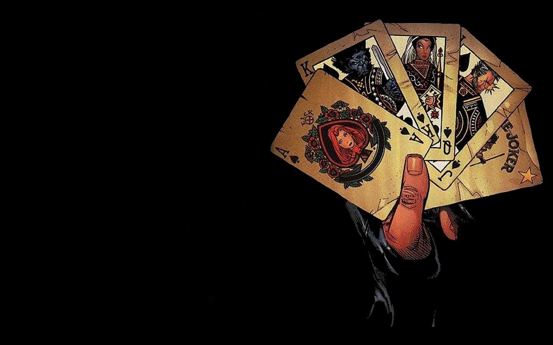 Gambit   X Men Wallpaper 25539032 1440x900