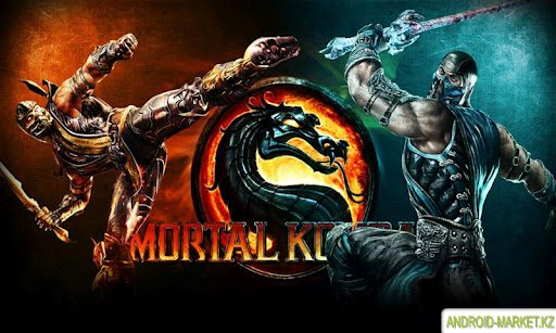 Mortal Kombat 3D Live Wallpaper 512x307