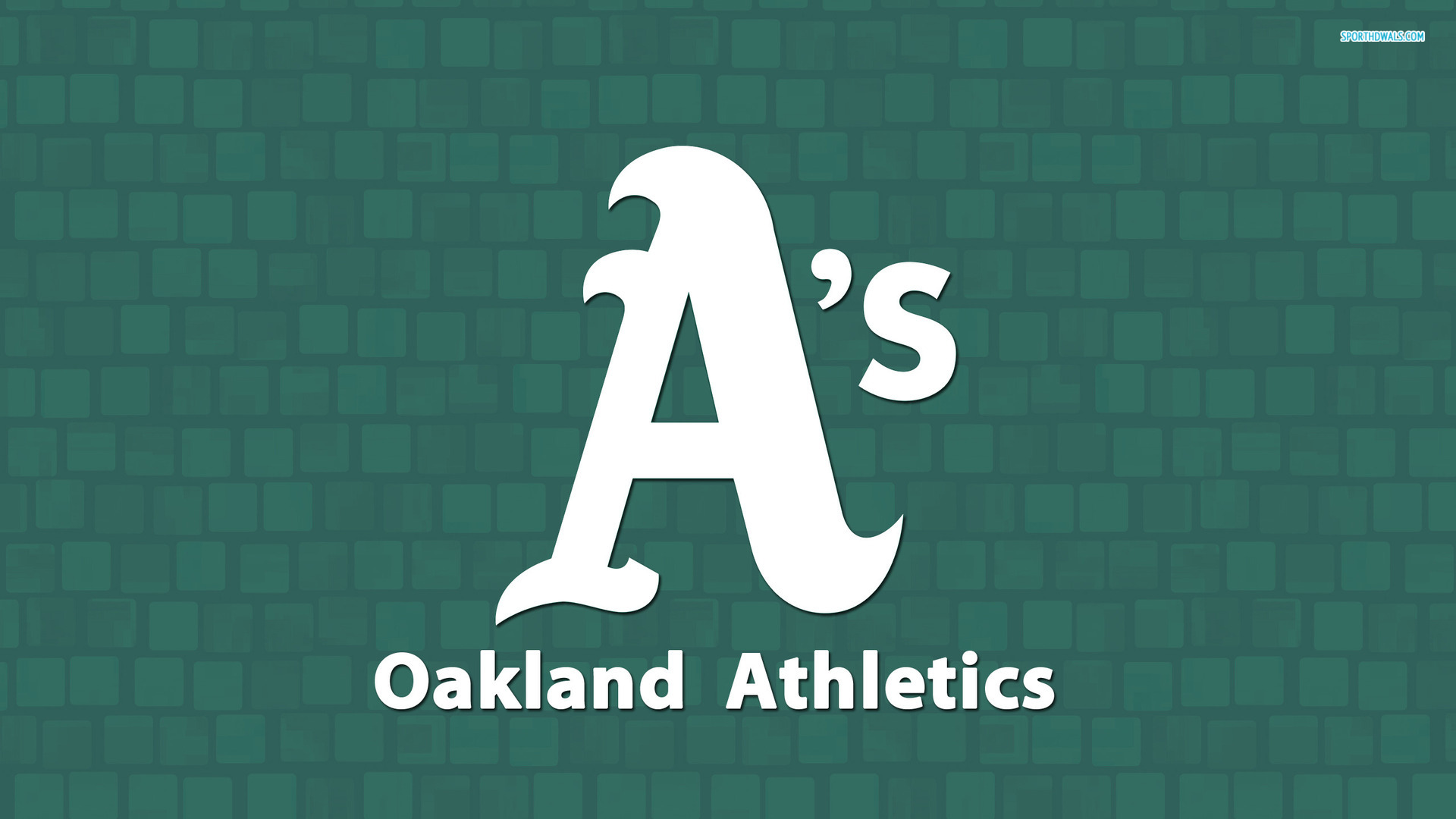 Oakland Athletics wallpaper 1920x1080 69463 1920x1080