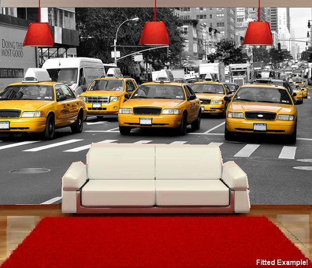 New York Wallpaper for Bedrooms WallpaperSafari