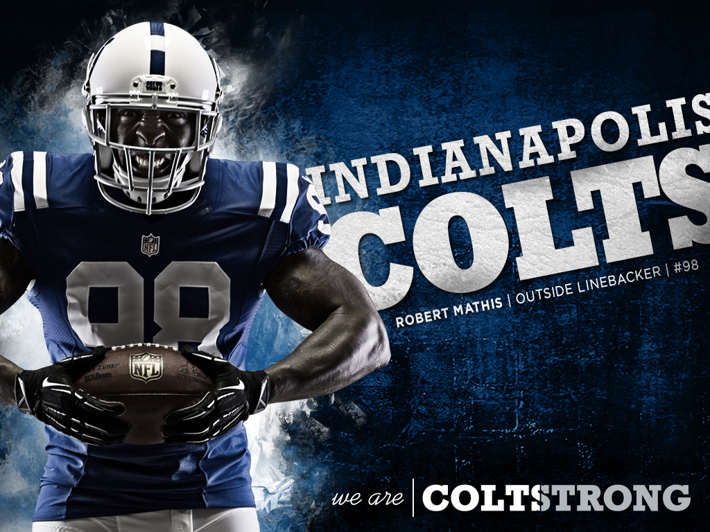 COLTSTRONG WALLPAPERS