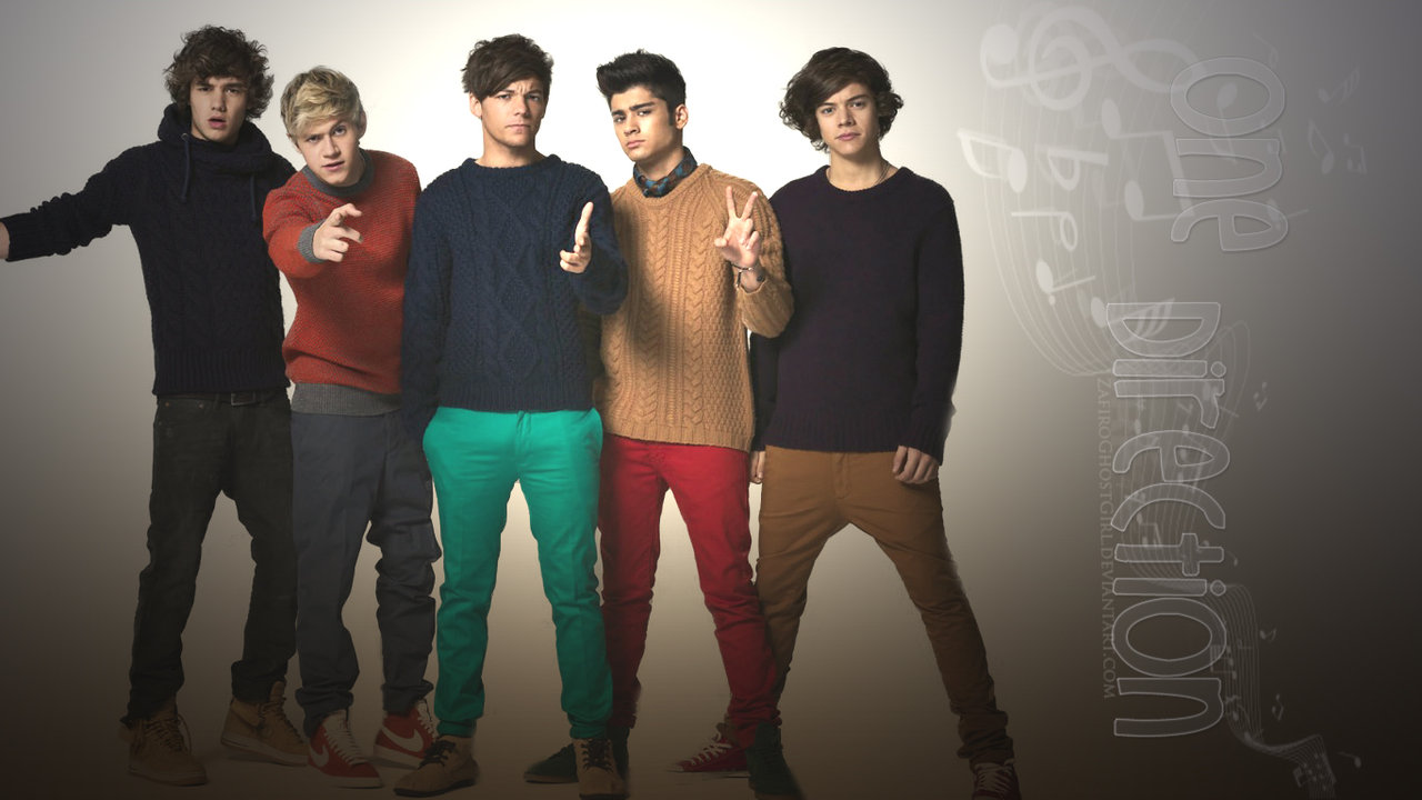 1D wallpapers   One Direction Wallpaper 31465487 1280x720