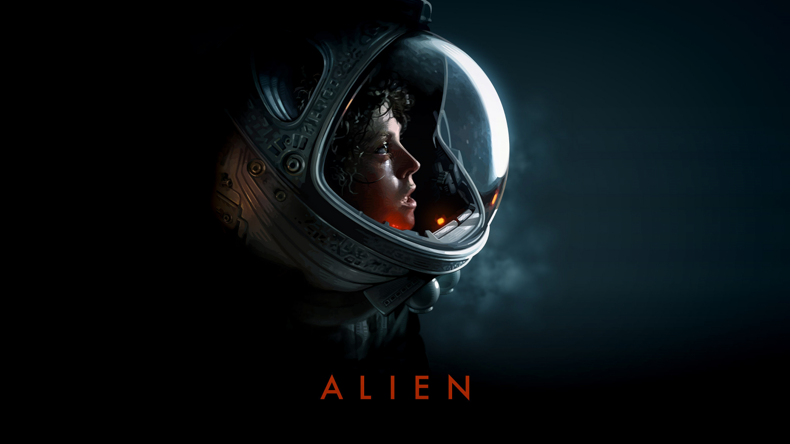 download Desktop Alien HD Wallpapers [2560x1600] for your 1536x864