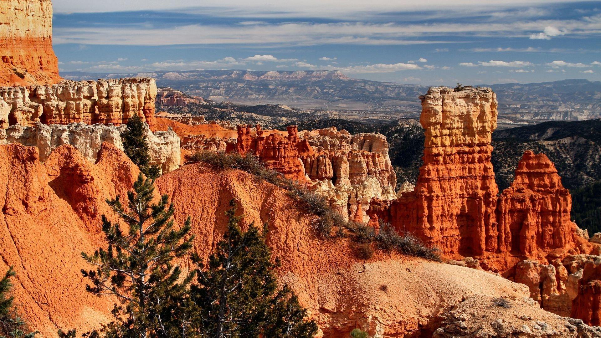 Bryce Canyon USA HD Wallpaper Background Image 1920x1080 ID 1920x1080