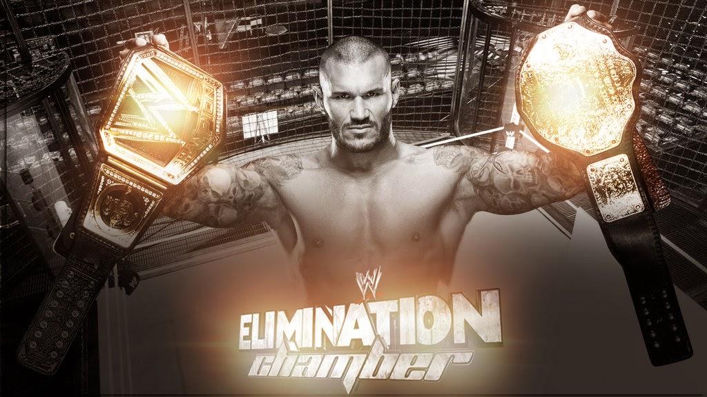 WWE Elimination Chamber 2014 HD Wallpapers WWE Wrestling 1024x576