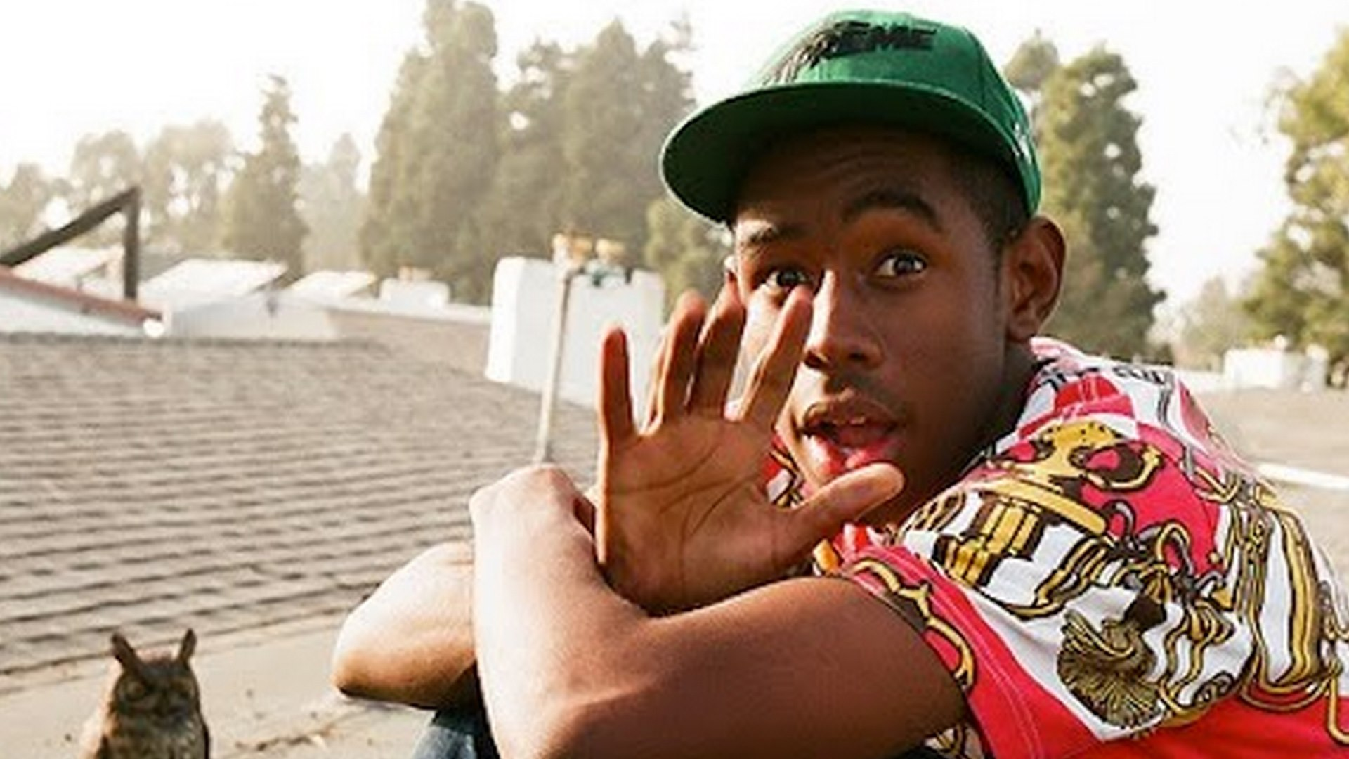 Free Download Tyler The Creator Hd 2 Rap Wallpapers 1920x1080