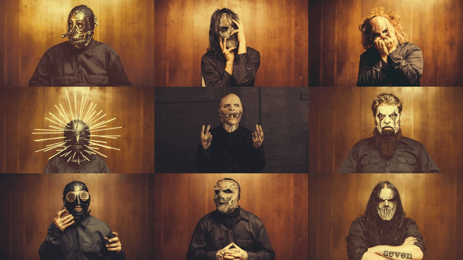 Slipknot Wallpaper Picture Image 1600x900