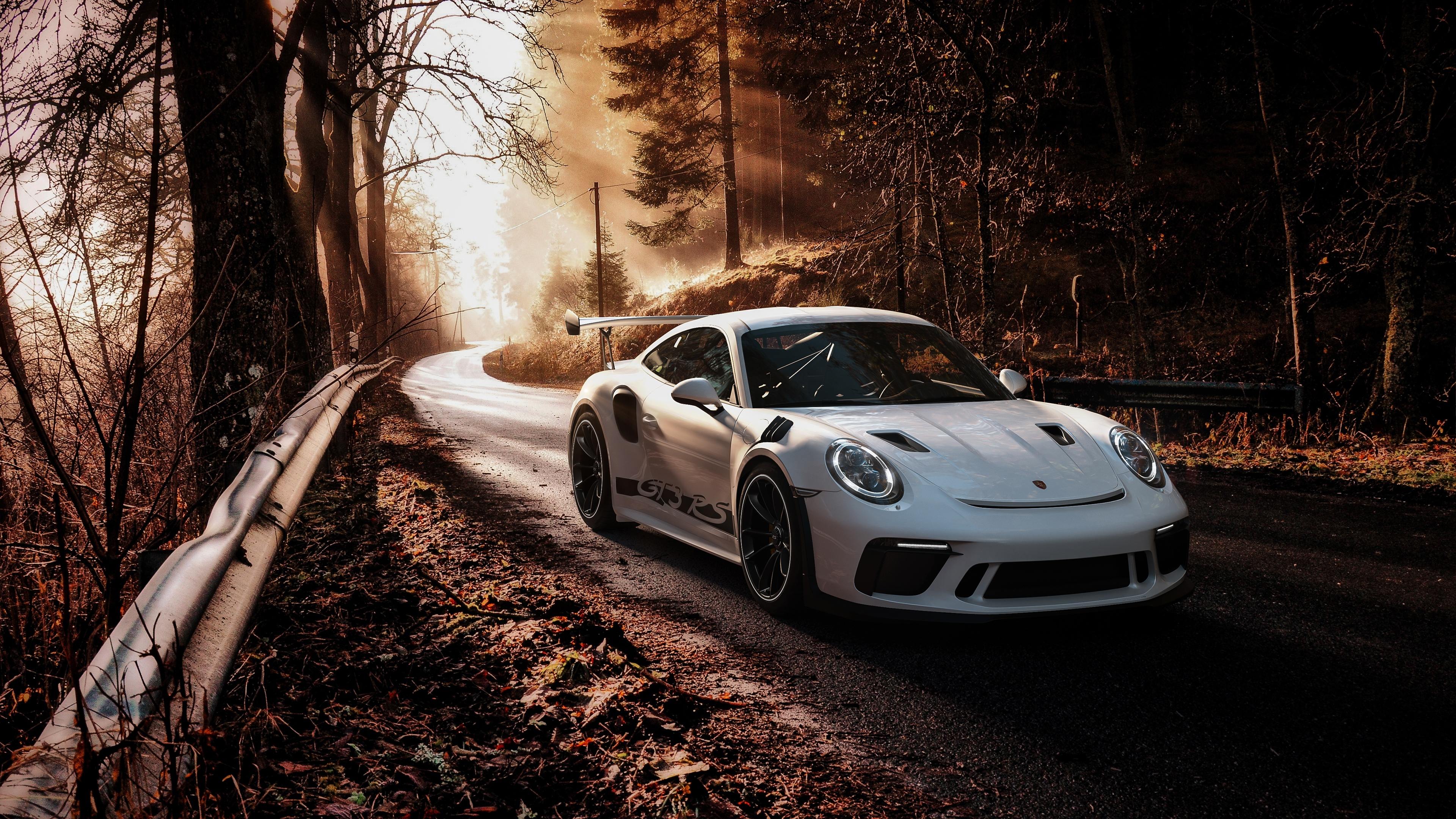 Porsche 911 GT3 4k Ultra HD Wallpaper Background Image 3840x2160