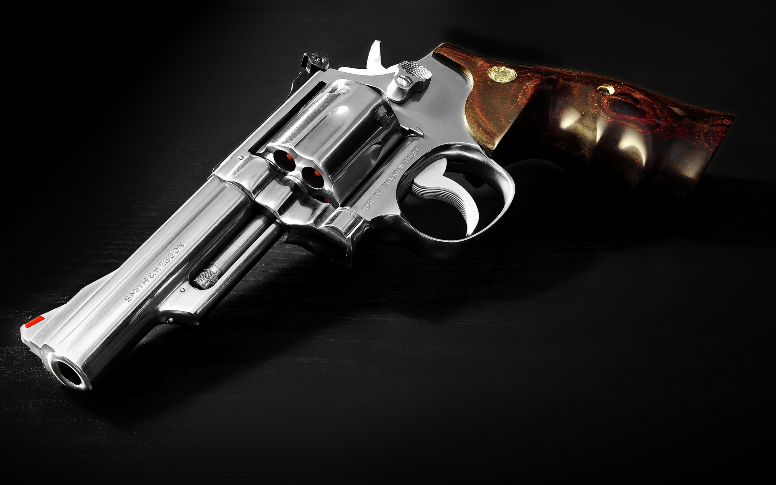 Smith and Wesson 66 1 Computer Wallpapers Desktop Backgrounds 2560x1600