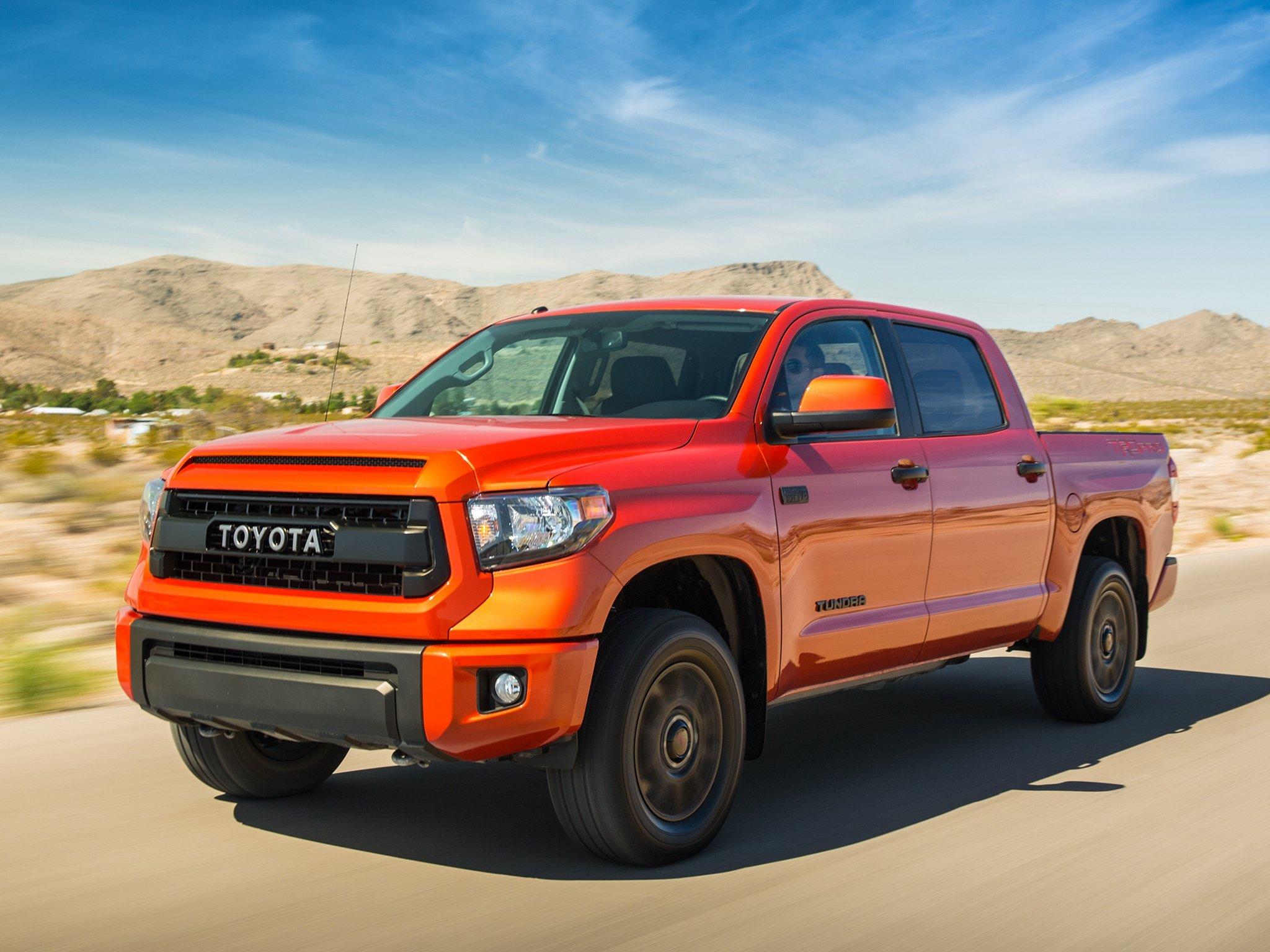 2015 TRD Toyota Tundra Double Cab Pro pickup e wallpaper 2048x1536 2048x1536