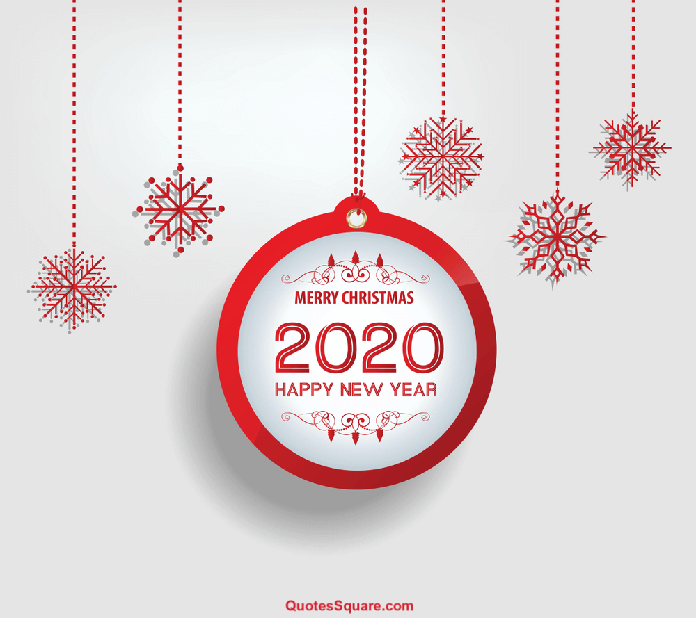 download Merry Christmas And Happy New Year Wallpaper Image 1000x889