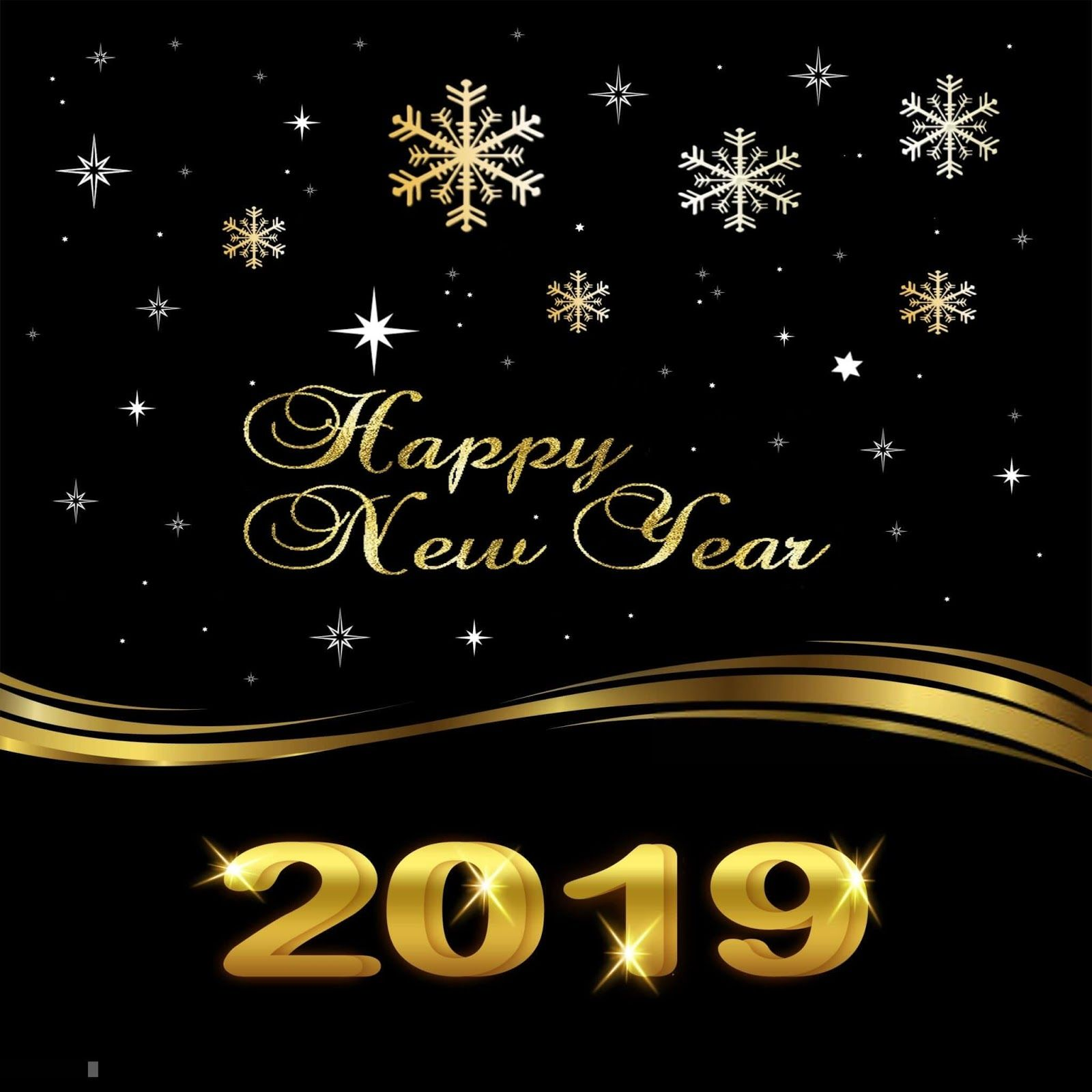 Happy New Year 2020 HD Wallpaper Images Download Happy 1600x1600