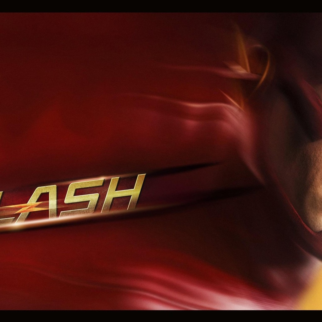 The Flash TV Series wallpaper 1024x1024