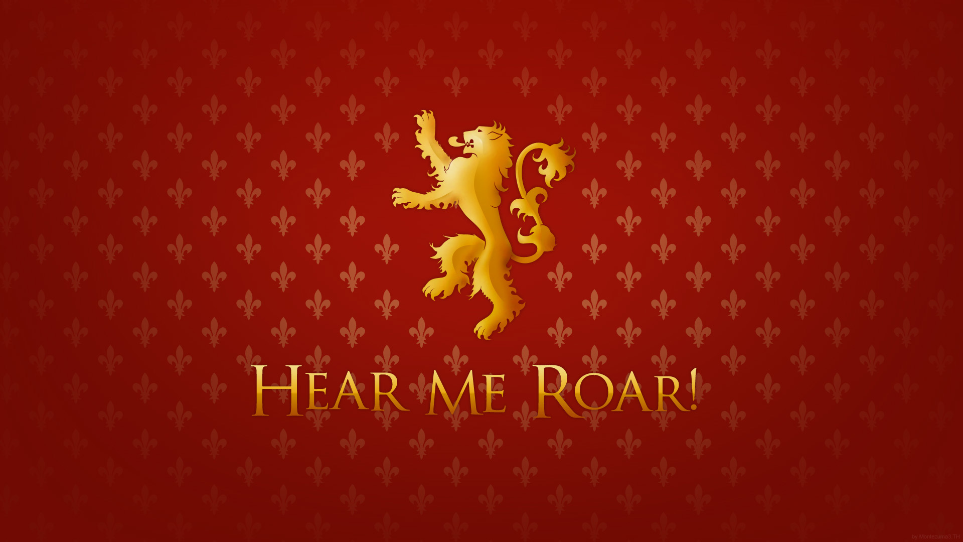 House Lannister   A Song of Ice and Fire Wallpaper 29965947 1920x1080
