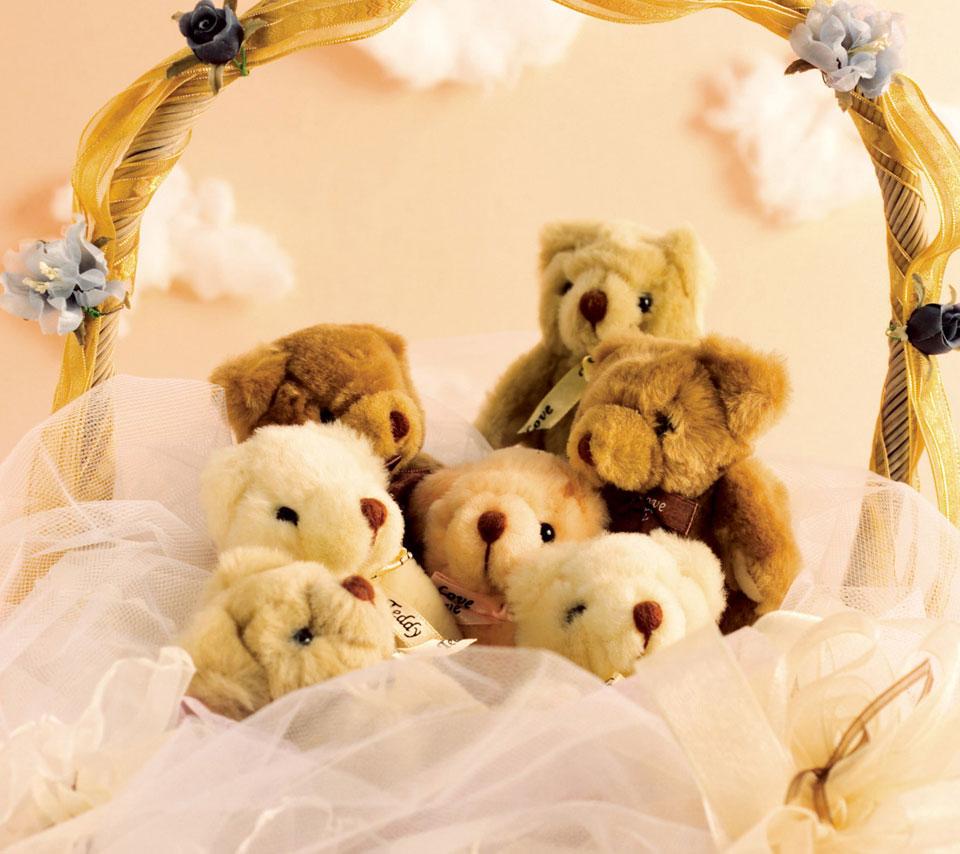 teddy bear wallpaper - wallpapersafari