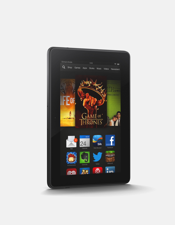 kinde Amazon Kindle Fire HDX   Worlds Fastest 4133x5314