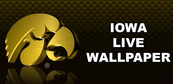 Hawkeye Football Wallpaper Iowa hawkeyes live wallpaper 705x344