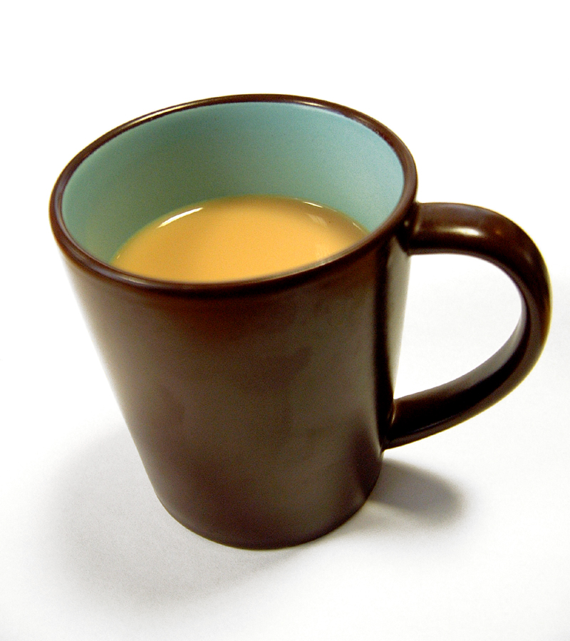 Cup of Tea Wallpaper 800x899
