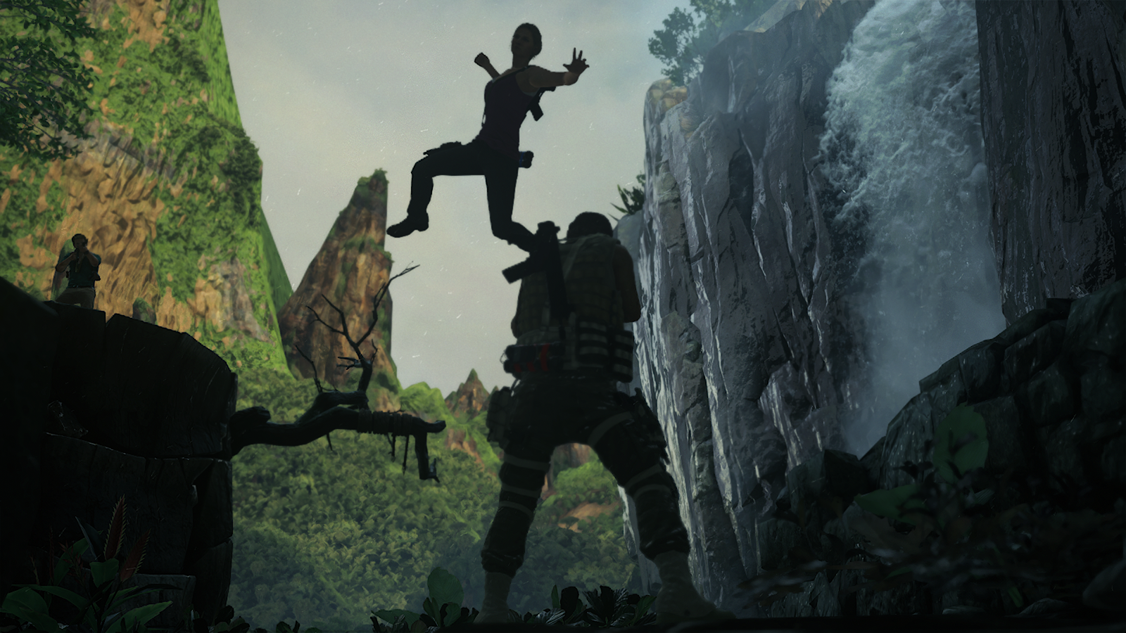 UNCHARTED on PlayStation 4   Naughty Dog Trailers Images Downloads 1600x900