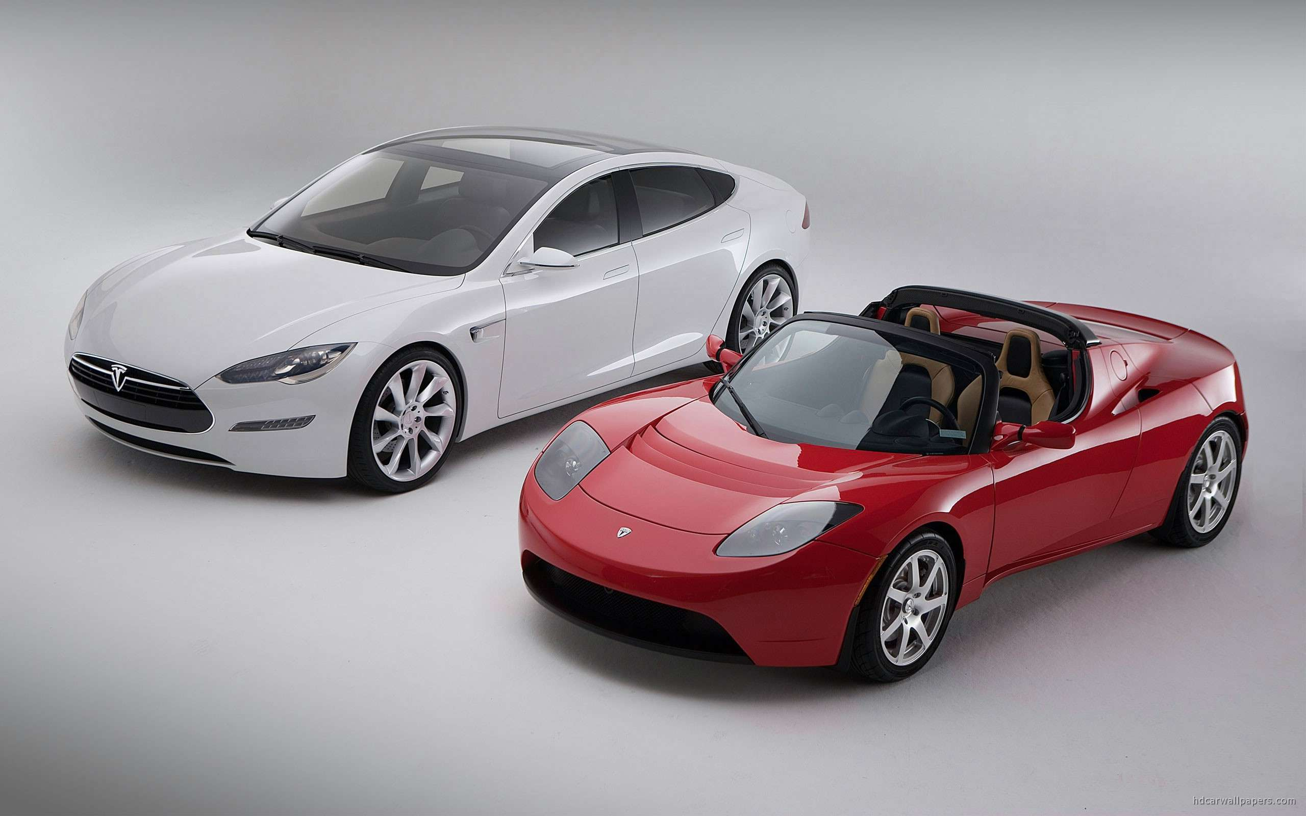 View Of Tesla Model S Cars Hd Wallpapers Hd Car Wallpapers 2560x1600
