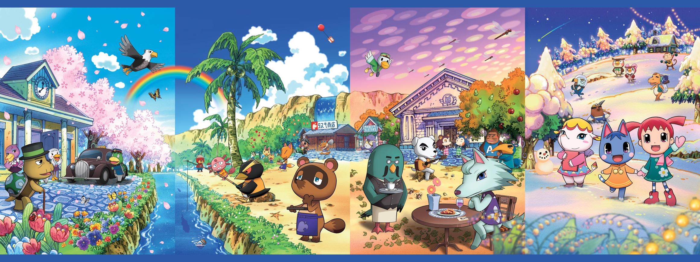Free Download Animal Crossing Wallpaper Animal Crossing Wallpaper