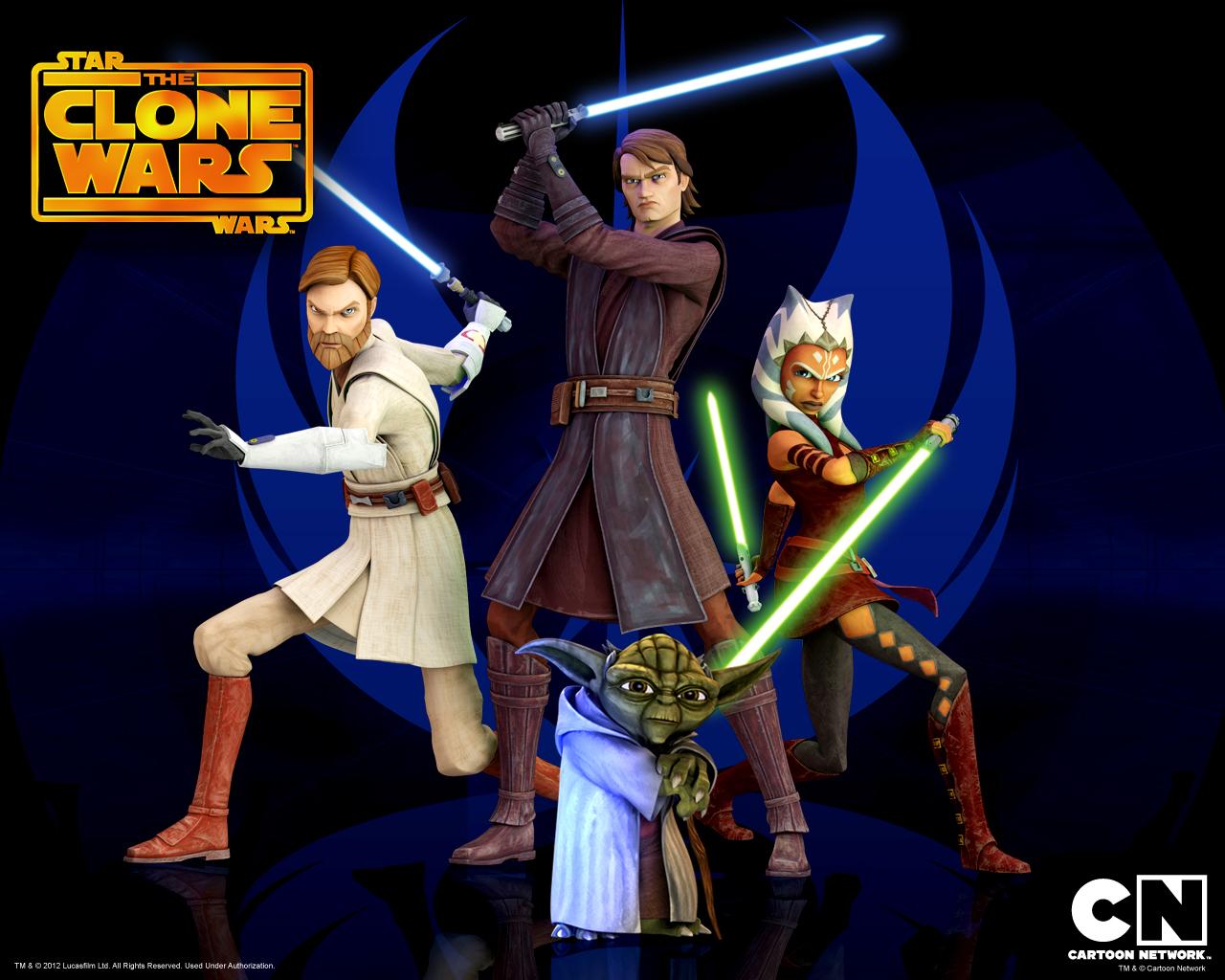 star wars the clone wars jedi wallpaper normal54jpg 1280x1024
