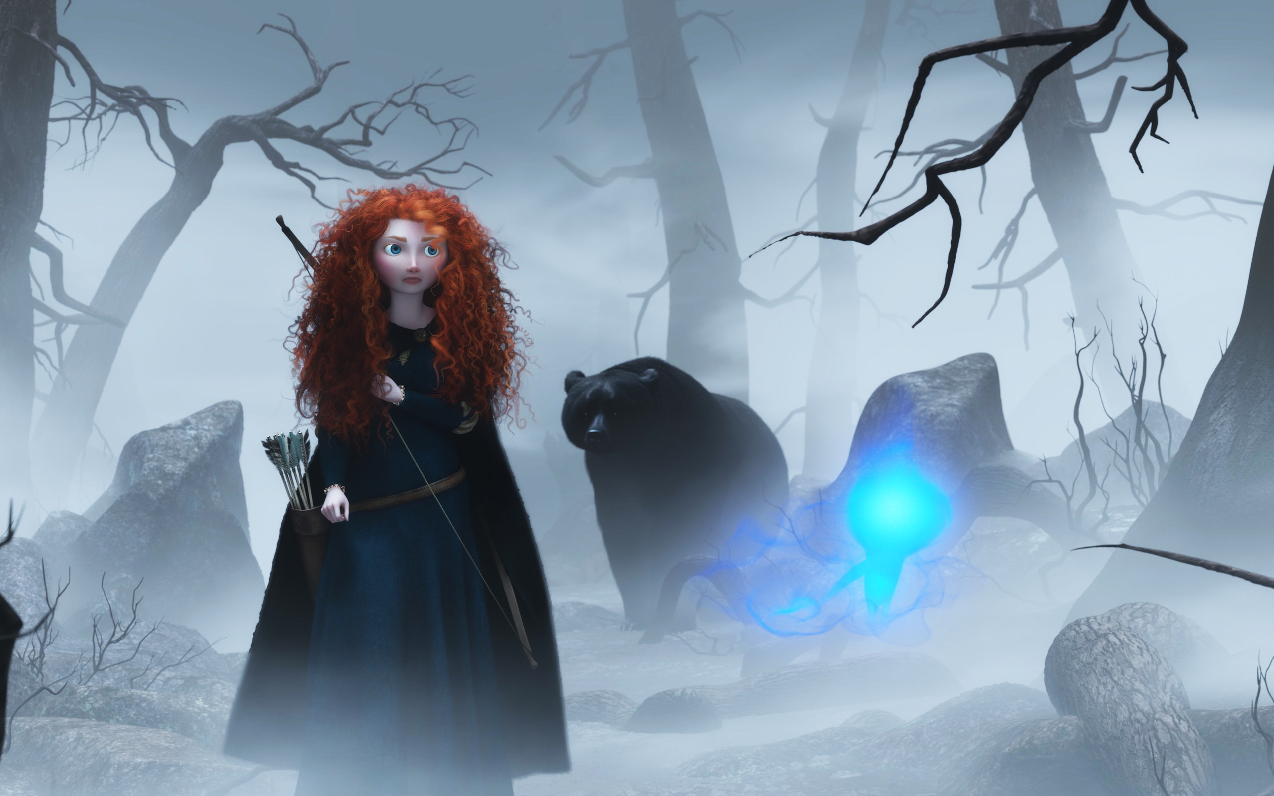 46 Brave Merida Wallpaper On Wallpapersafari