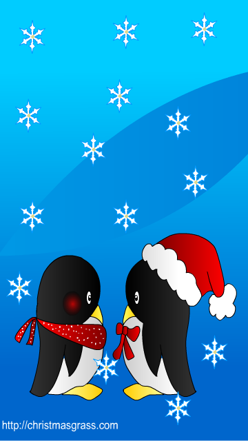 Christmas Mobile Phone Wallpapers Christmas Mobile Collection 360x640
