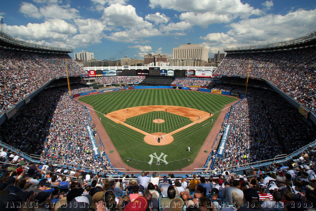 free yankee stadium wallpaper wallpapersafari