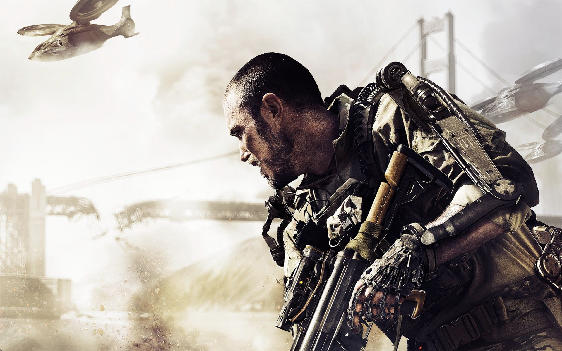 Call Of Duty Advanced Warfare PS4 Wallpapers   PS4 1920x1200