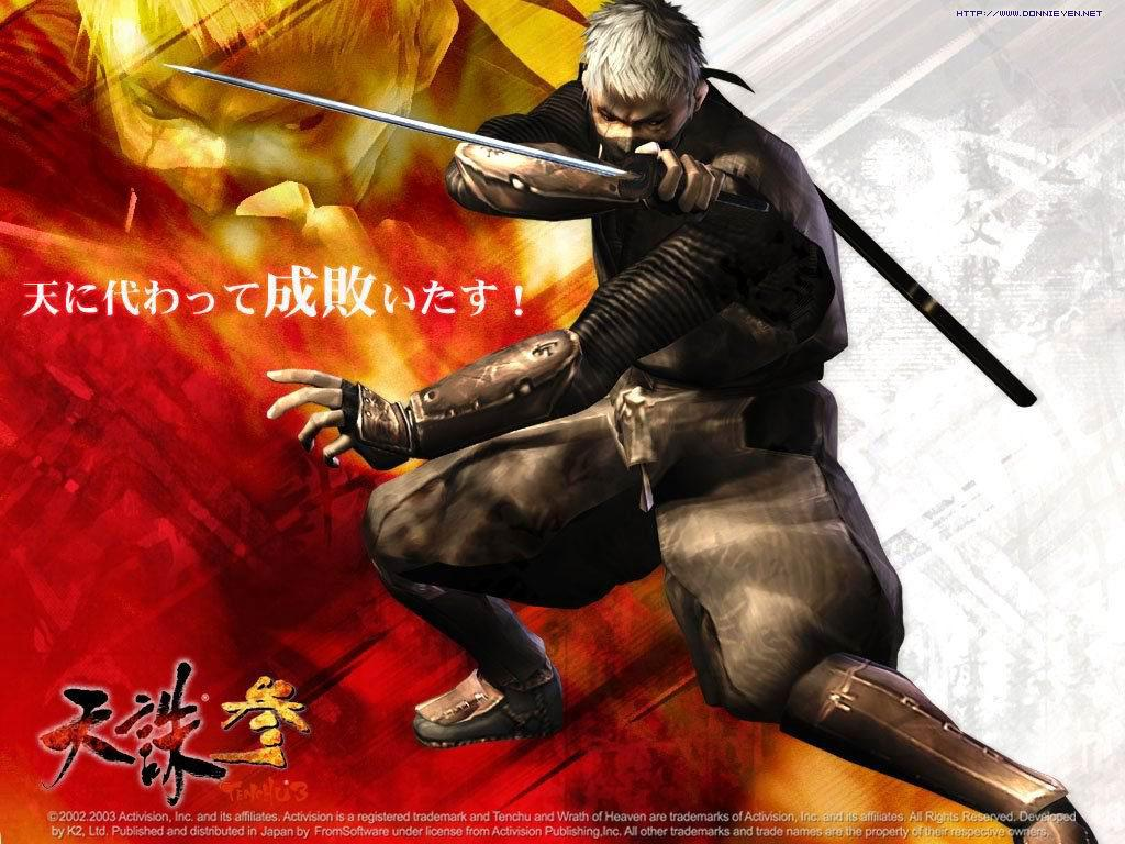 74 Tenchu Wallpaper On Wallpapersafari