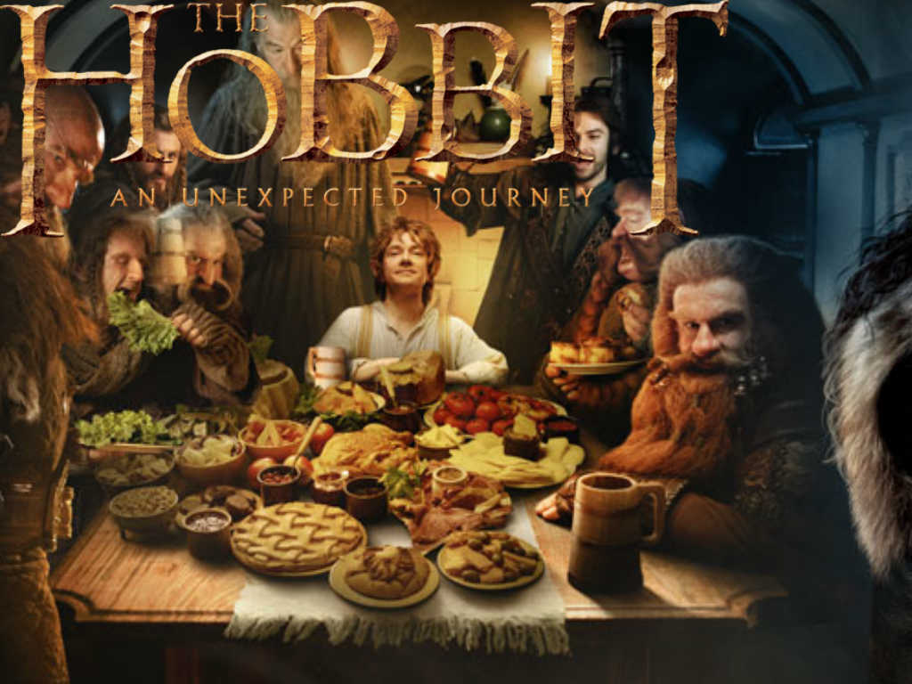 TheHobbit 1024x768 desktop wallpaper Homes for The Hobbit The Shire 1024x768